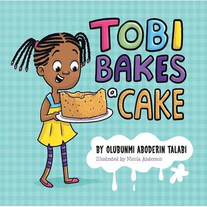 Tobi Bakes a Cake