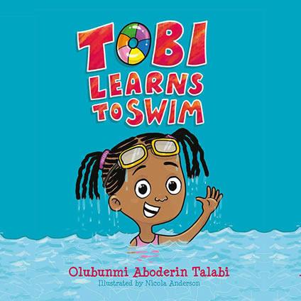 Tobi Learns to Swim