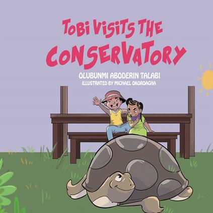 Tobi Visits the Conservatory