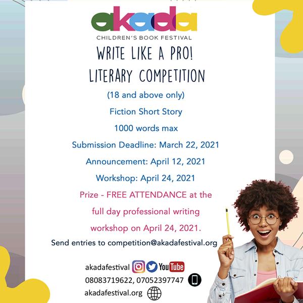 Akada Literary Competition 2021